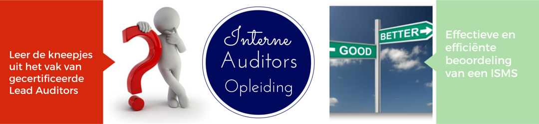 Interne ISO auditors opleiding